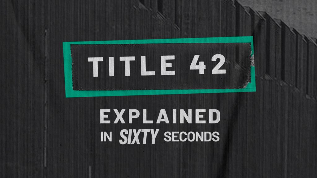 Title 42 Explained