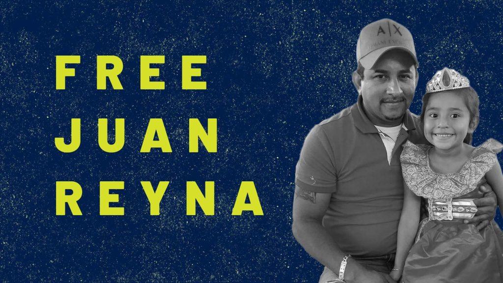 Free Juan Reyna